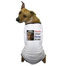 HI NEIGHBOR Dog T-Shirt