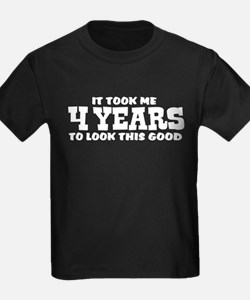 Funny Four Year Old T