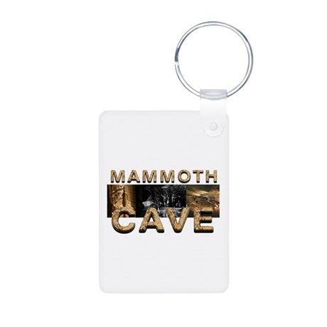 ABH Mammoth Cave Aluminum Photo Keychain