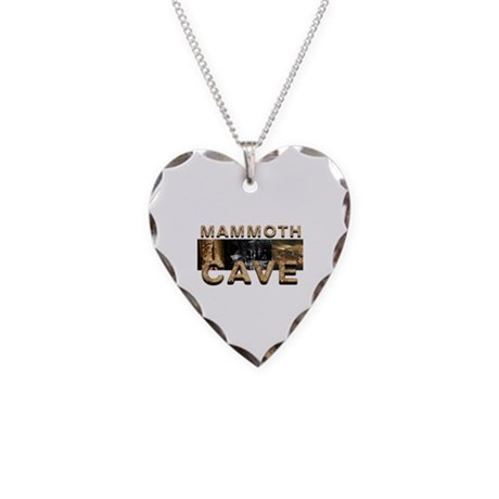 Abh Mammoth Cave Necklace Heart Charm