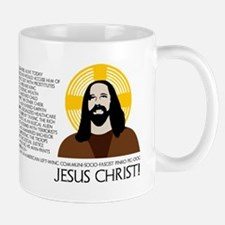 Un-American Jesus Mug