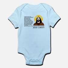 Un-American Jesus Infant Bodysuit