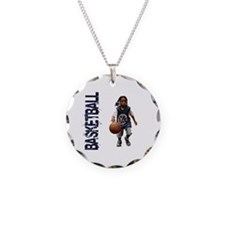 Unique Streetball Necklace