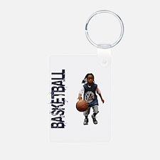 Cute Streetball Keychains