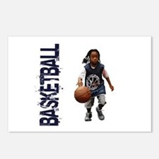 Funny Streetball Postcards (Package of 8)