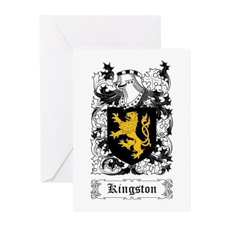 Kingston Greeting Cards (Pk of 20)