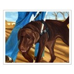 Guide Dog Jack - Small Poster