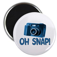 Oh Snap Camera Magnet