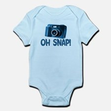 Oh Snap Camera Infant Bodysuit