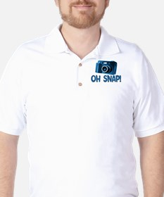 Oh Snap Camera T-Shirt