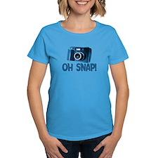 Oh Snap Camera Tee