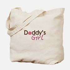 Daddy's Girl Tote Bag