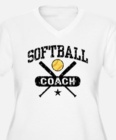 Softball Coach T-Shirt
