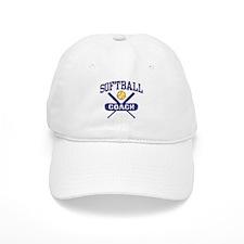 Softball Coach Baseball Cap