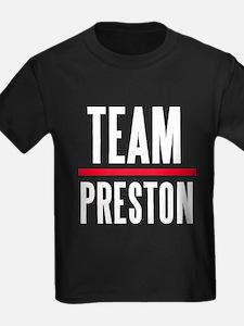Team Preston Grey's Anatomy T
