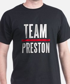 Team Preston Grey's Anatomy T-Shirt