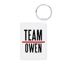 Team Owen Grey's Anatomy Keychains