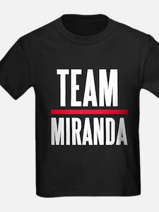Team Miranda Grey's Anatomy T