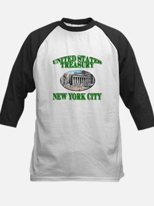 U S Treasury New York City Tee