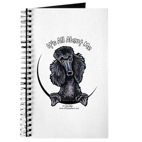 Black Standard Poodle IAAM Journal