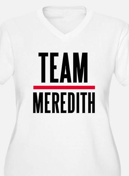 Team Meredith Grey's Anatomy T-Shirt