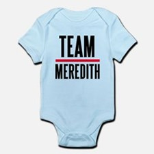 Team Meredith Grey's Anatomy Infant Bodysuit