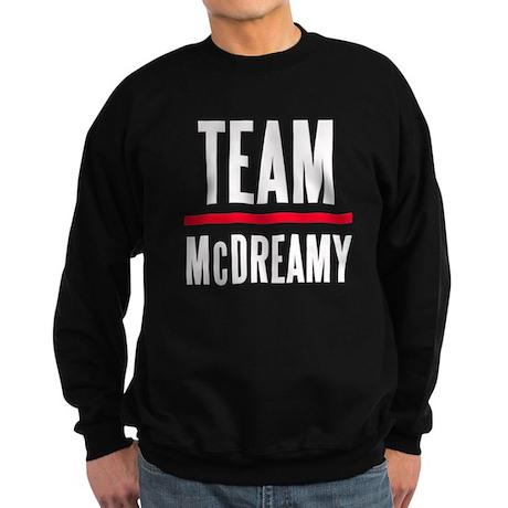 Team McDreamy Grey's Anatomy Sweatshirt (dark)