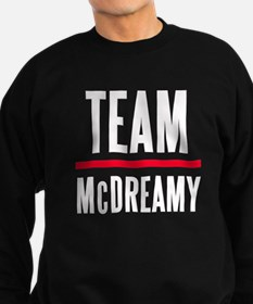Team McDreamy Grey's Anatomy Sweatshirt (dark)