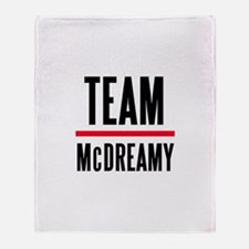 Team McDreamy Grey's Anatomy Throw Blanket