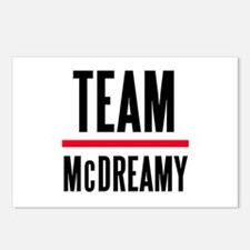 Team McDreamy Grey's Anatomy Postcards (Package of