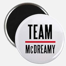 "Team McDreamy Grey's Anatomy 2.25"" Magnet (100 pac"