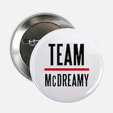 "Team McDreamy Grey's Anatomy 2.25"" Button"