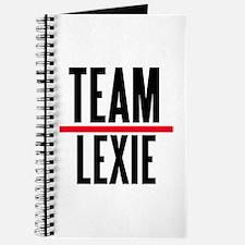 Team Lexie Grey's Anatomy Journal