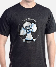 White Poodle IAAM T-Shirt