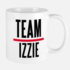 Team Izzie Grey's Anatomy Mug