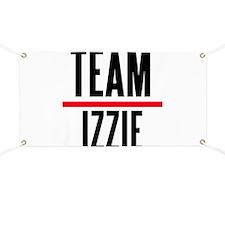 Team Izzie Grey's Anatomy Banner