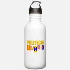political junkie Water Bottle