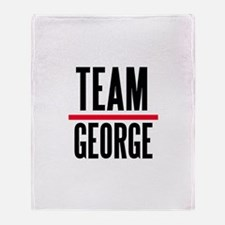 Team George Grey's Anatomy Throw Blanket