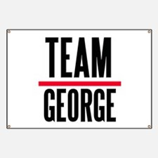 Team George Grey's Anatomy Banner