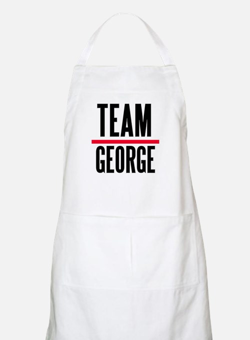Team George Grey's Anatomy Apron