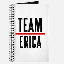 Team Erica Grey's Anatomy Journal