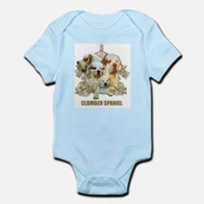 King Clumber Infant Creeper