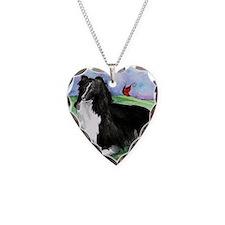 Sheltie Shetland Sheepdog Necklace