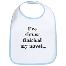 Almost finished my novel Bib