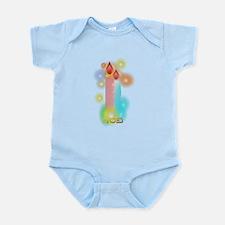 Lights Infant Bodysuit