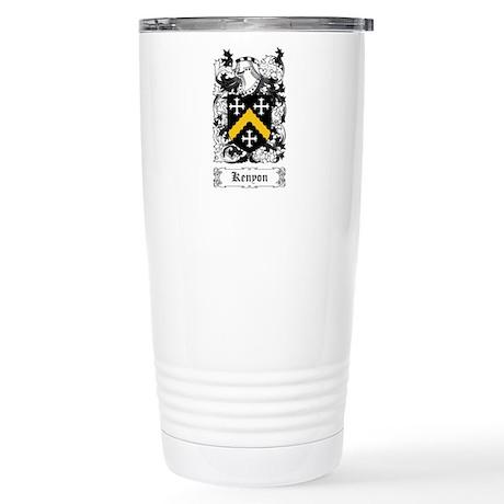 Kenyon Stainless Steel Travel Mug