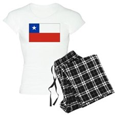 Chilean Flag Pajamas