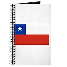 Chilean Flag Journal