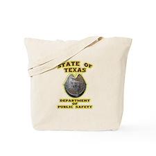 Texas Highway Patrol Tote Bag