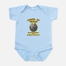 Texas Highway Patrol Infant Bodysuit
